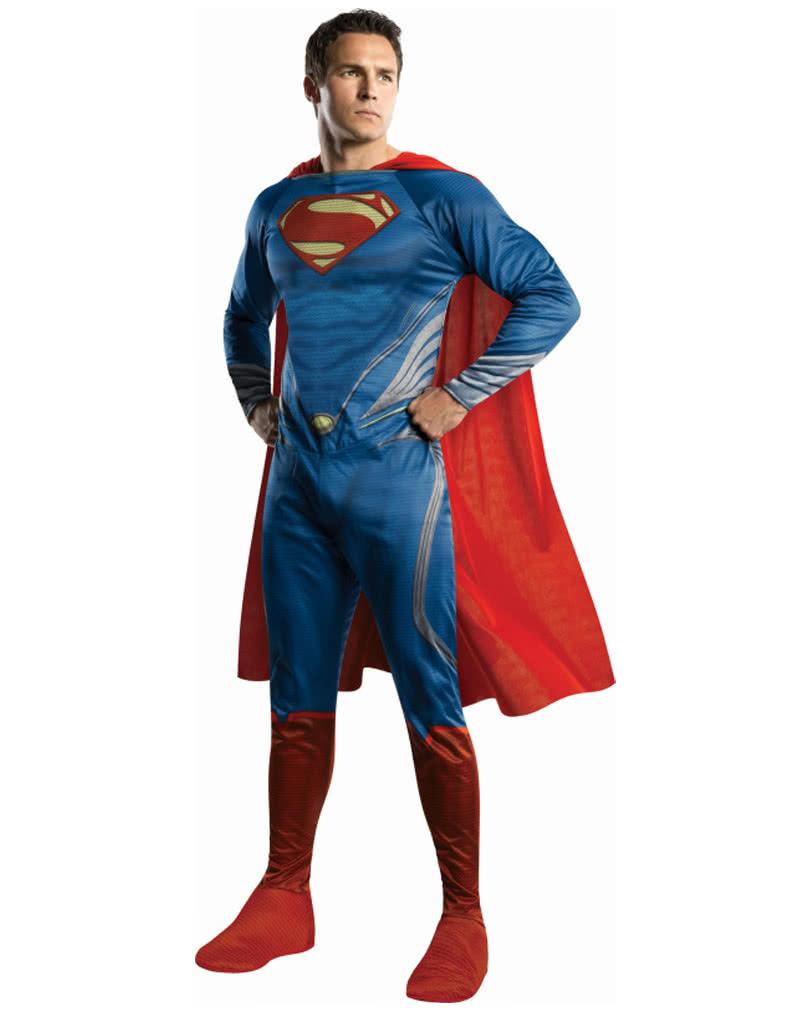superman herren kost m f r fans des ber hmten superhelden horror. Black Bedroom Furniture Sets. Home Design Ideas