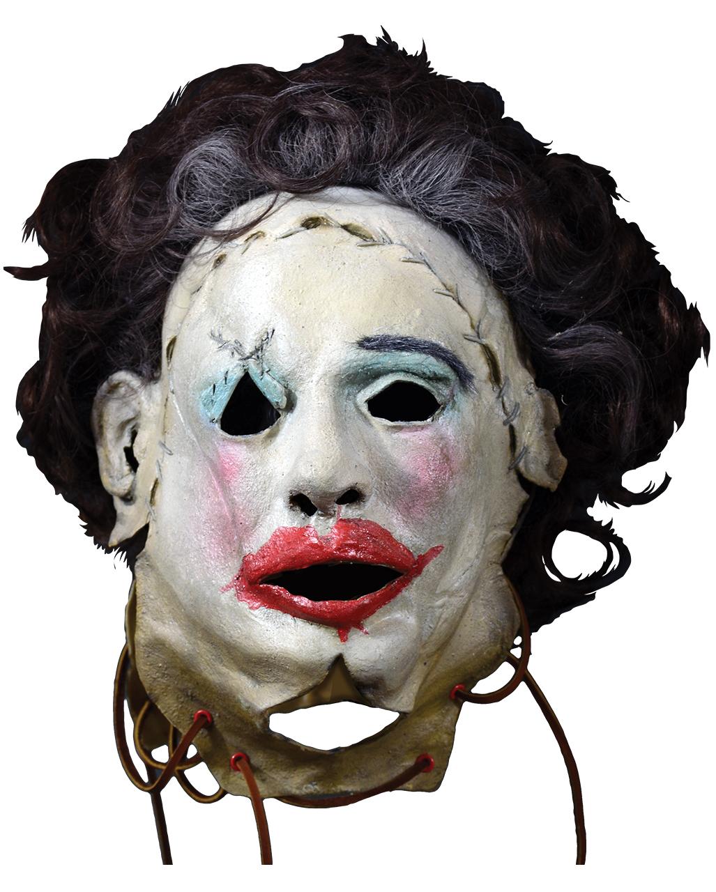 texas chainsaw massacre pretty woman maske horror. Black Bedroom Furniture Sets. Home Design Ideas