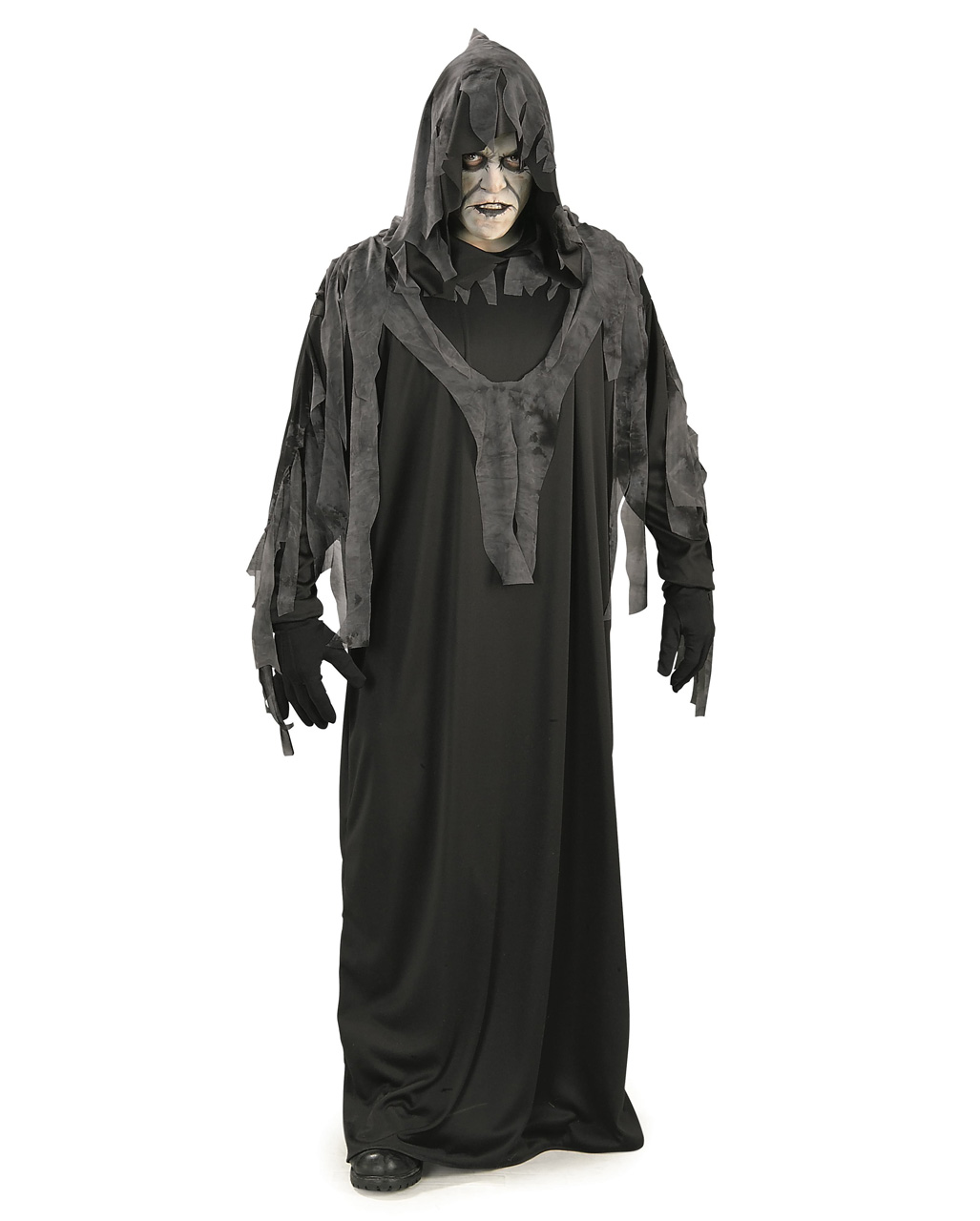 Zombie Doctor Walking Dead Undead Ghost Fancy Dress Halloween Adult Costume