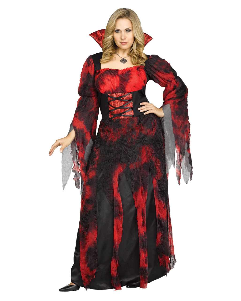 vampir gr fin kost m halloween kost m horror. Black Bedroom Furniture Sets. Home Design Ideas