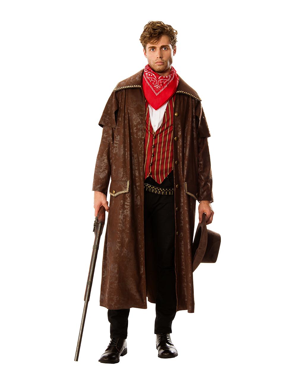 Sheriff Westen Erwachsene Wilder für Kostüm IeDbWEH29Y