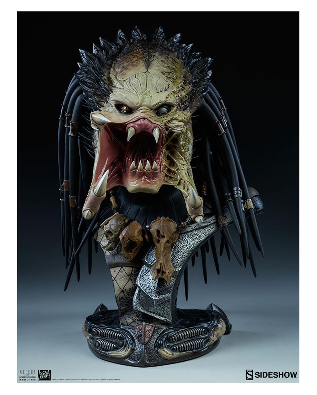 wolf predator b ste als lizenzierte sammlerfigur horror. Black Bedroom Furniture Sets. Home Design Ideas