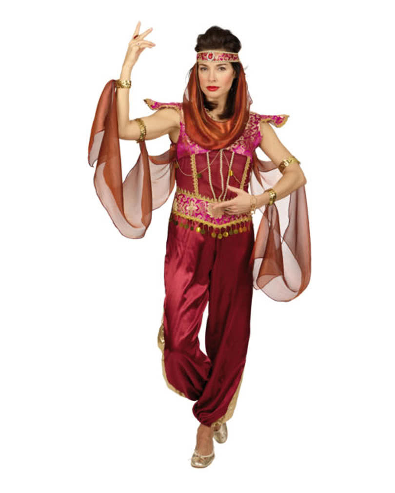 костюм в восточном стиле своими руками своем творчестве тему