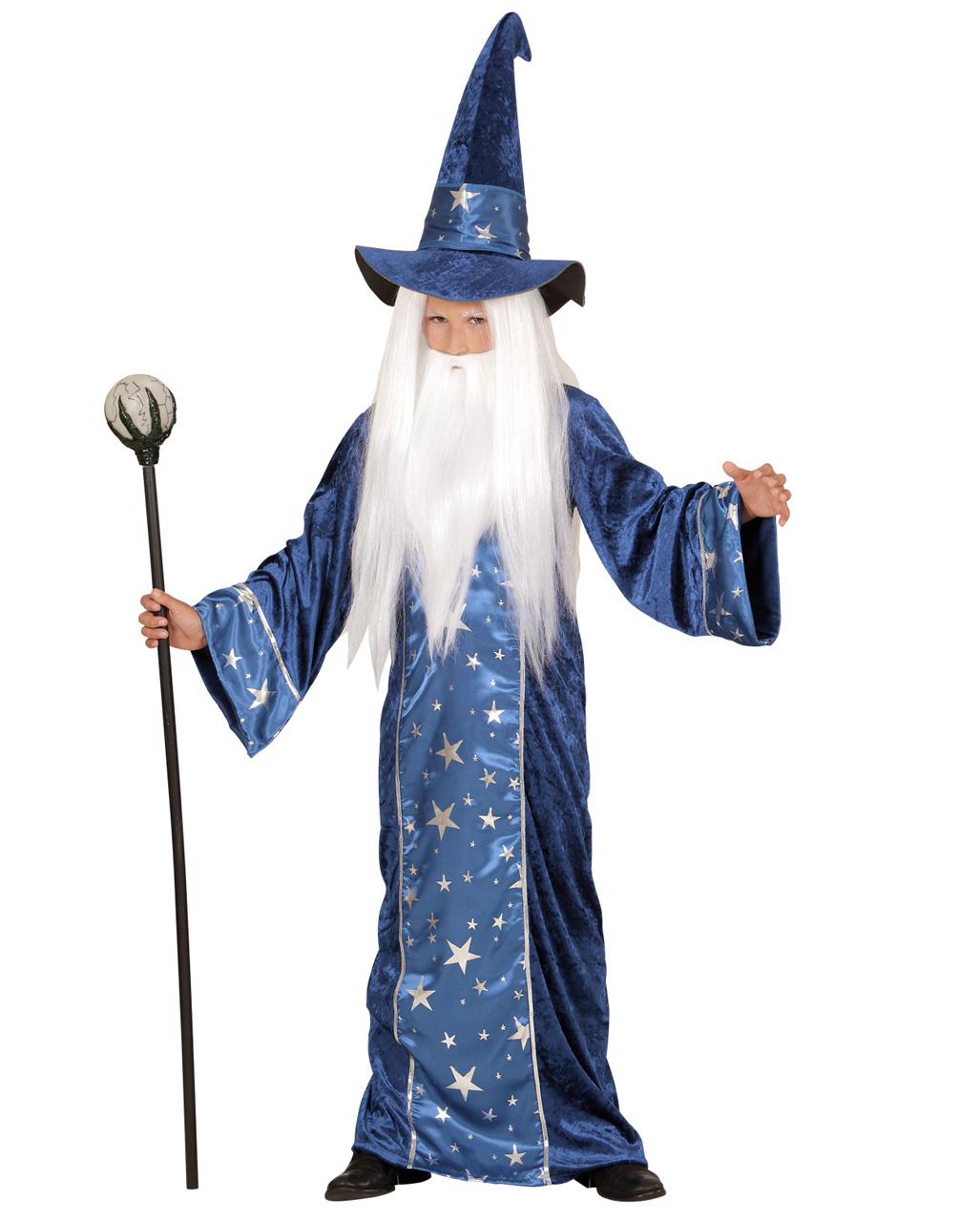 Black Other New Kids Wizard Magician Foam Black /& Silver Hat Halloween Fancy Dress