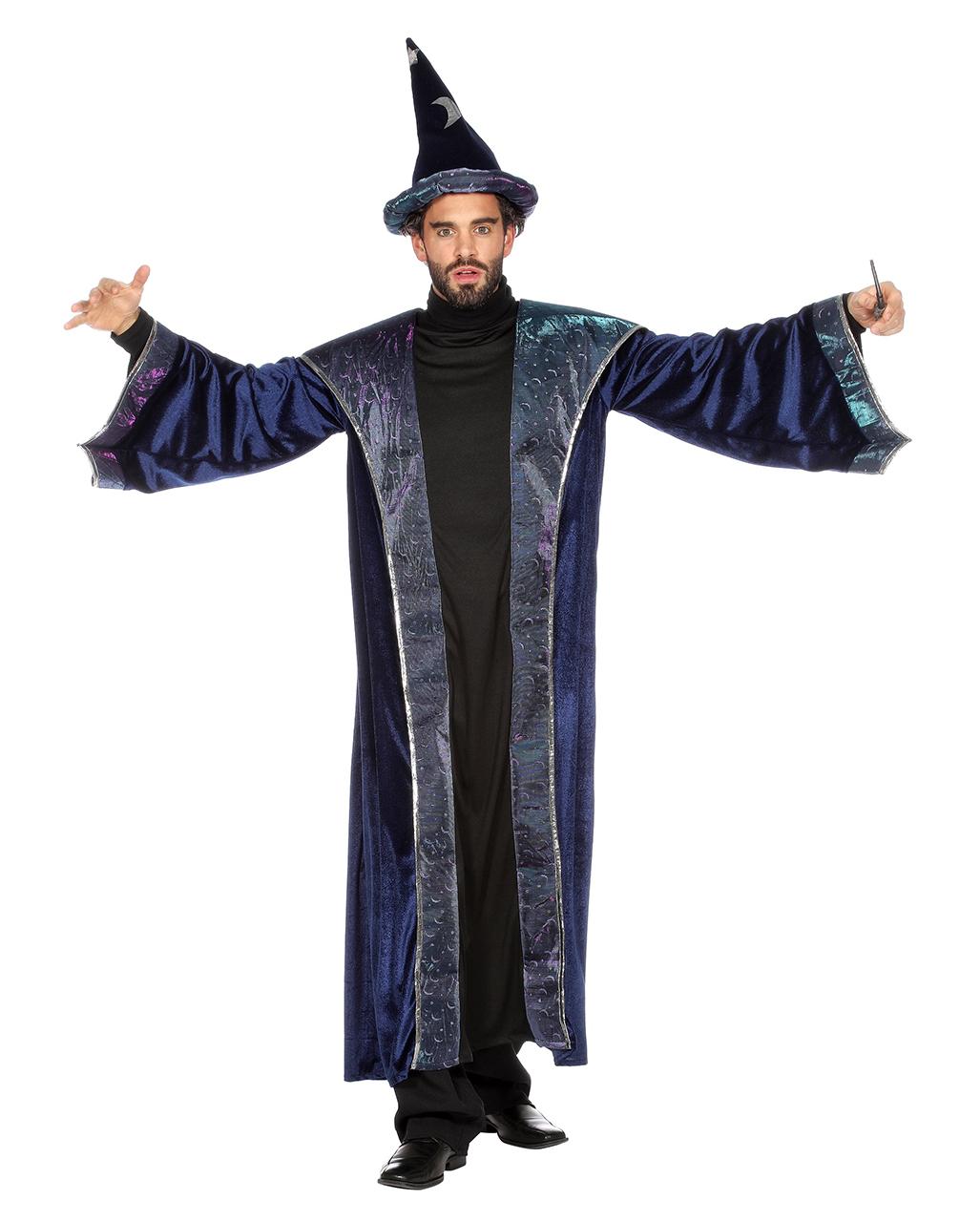 f769a710906c8 Zauberer Korulas Herren Kostüm