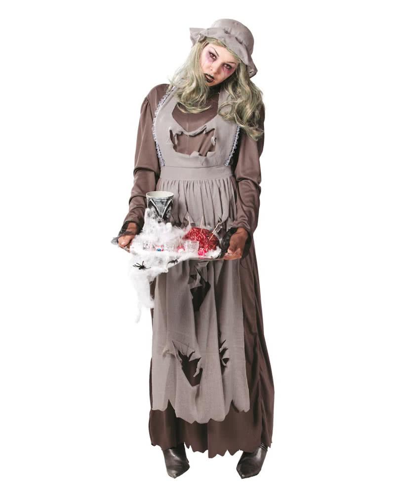 zombie maid costume zombie maid horror. Black Bedroom Furniture Sets. Home Design Ideas