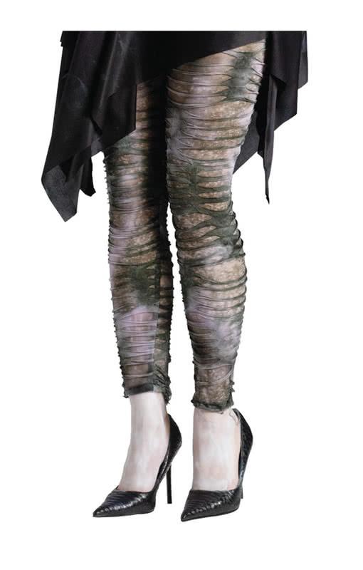 zombie leggings zerfetzte monster leggings horror. Black Bedroom Furniture Sets. Home Design Ideas