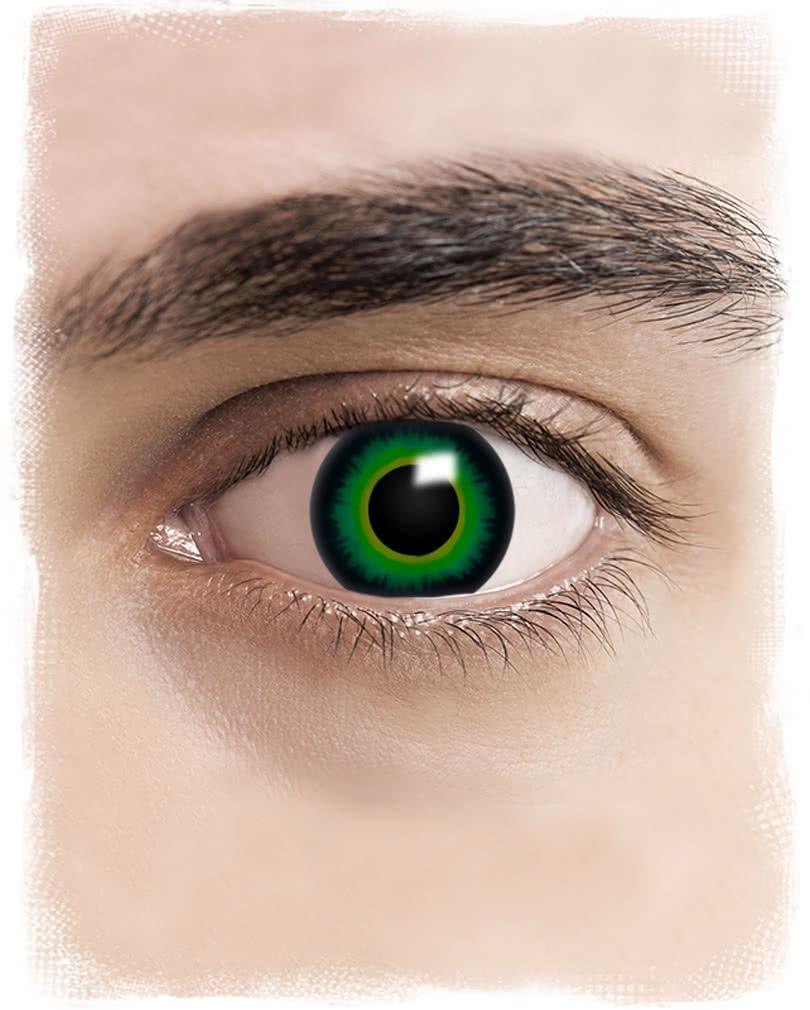 Green Contact Lenses Werewolf | Werewolf buy contact ...  Green Contact L...