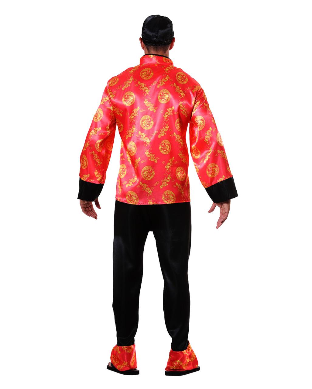 chinesischer mandarin herrenkost m bestellen horror. Black Bedroom Furniture Sets. Home Design Ideas