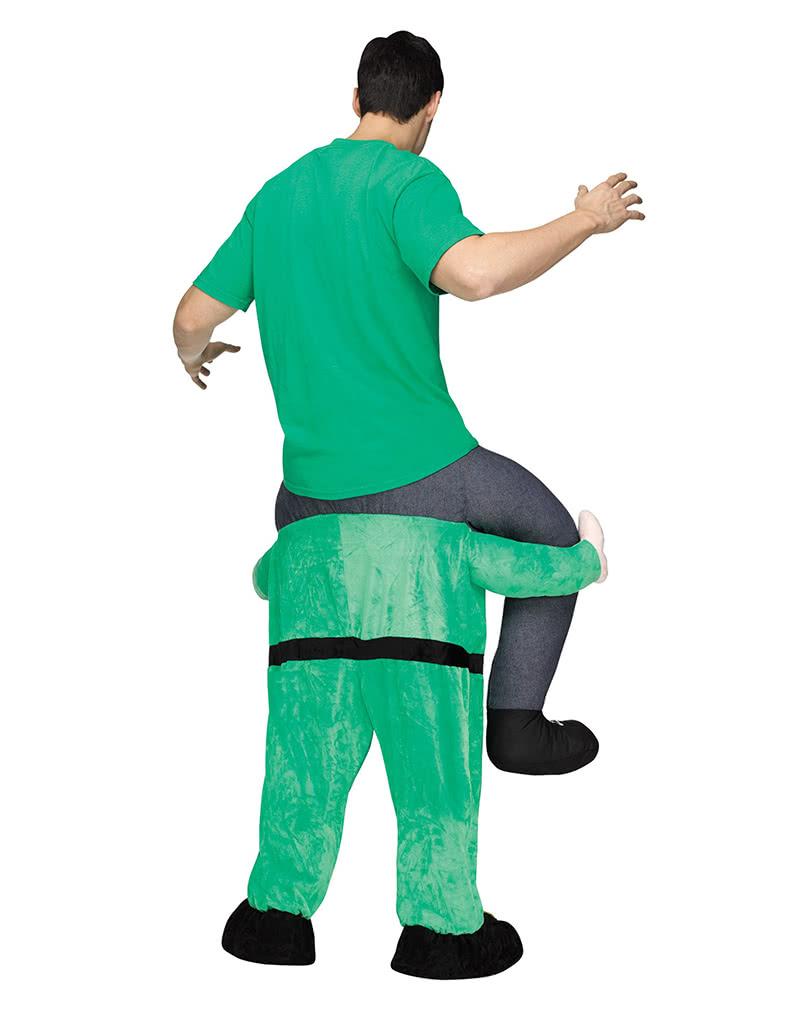 St. Patricks Day Rider Costume Leprechaun Costume