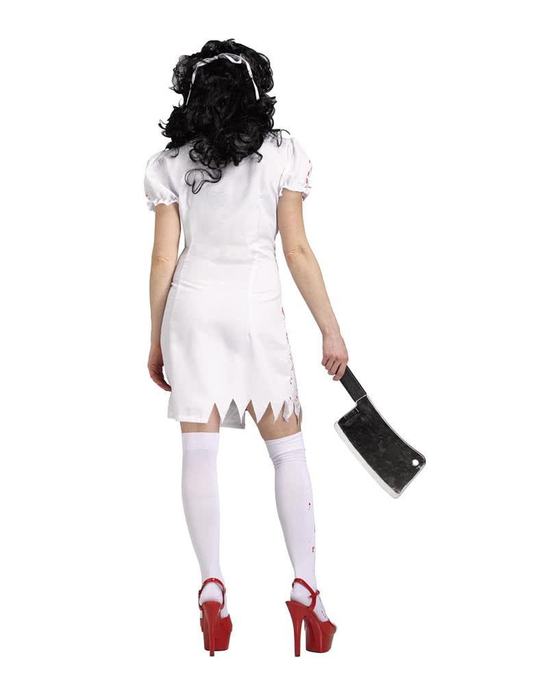 cursed nurse krankenschwester kost m zombie krankenschwester kost m horror. Black Bedroom Furniture Sets. Home Design Ideas