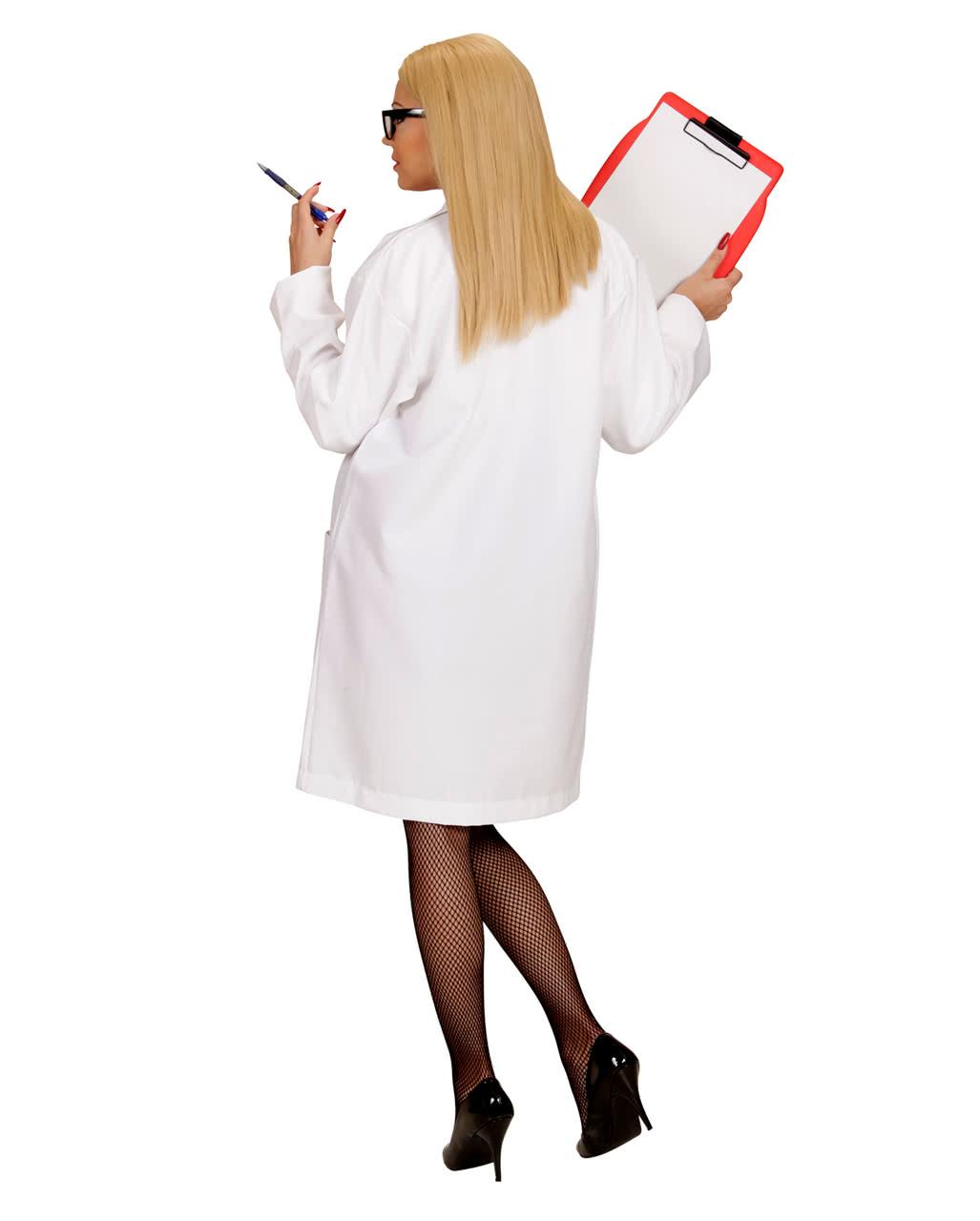 arzt labor kittel unisex l krankenschwester kost m. Black Bedroom Furniture Sets. Home Design Ideas