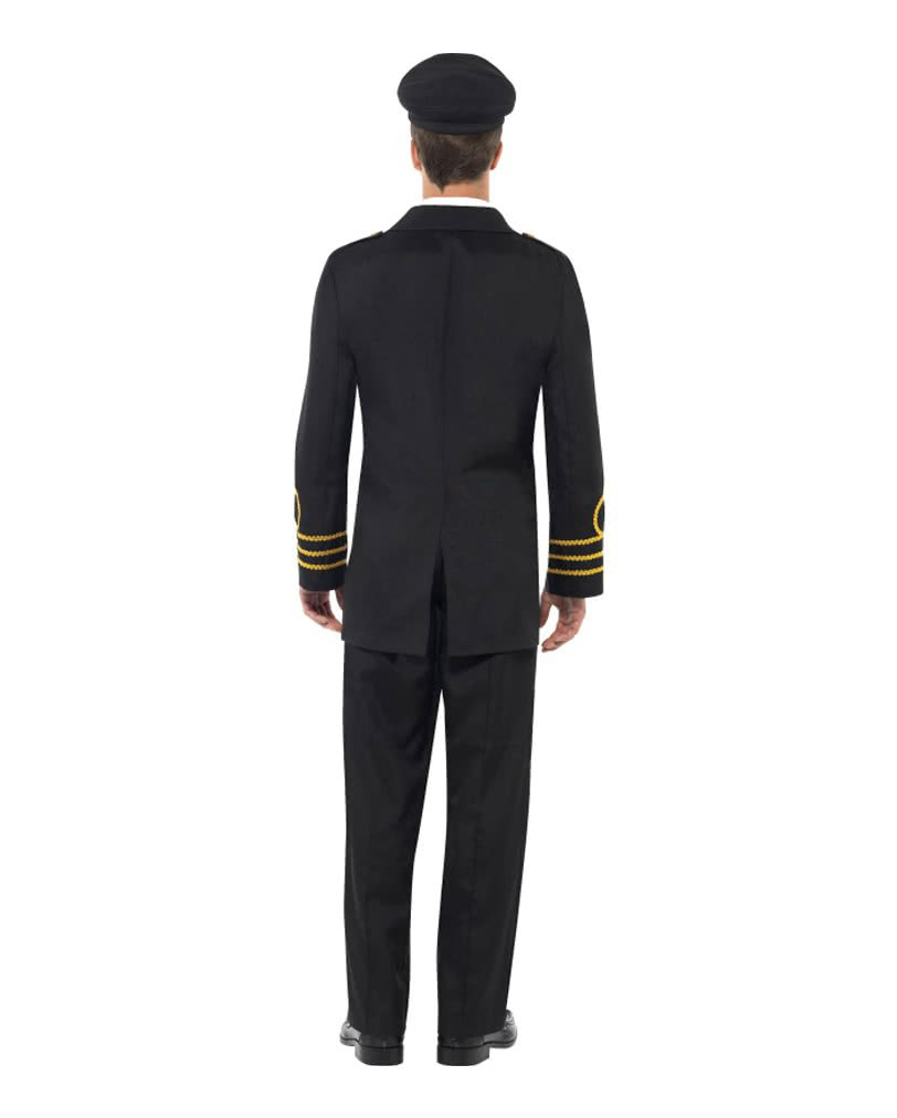 navy officer herren verkleidung milit runiform der us marine horror. Black Bedroom Furniture Sets. Home Design Ideas
