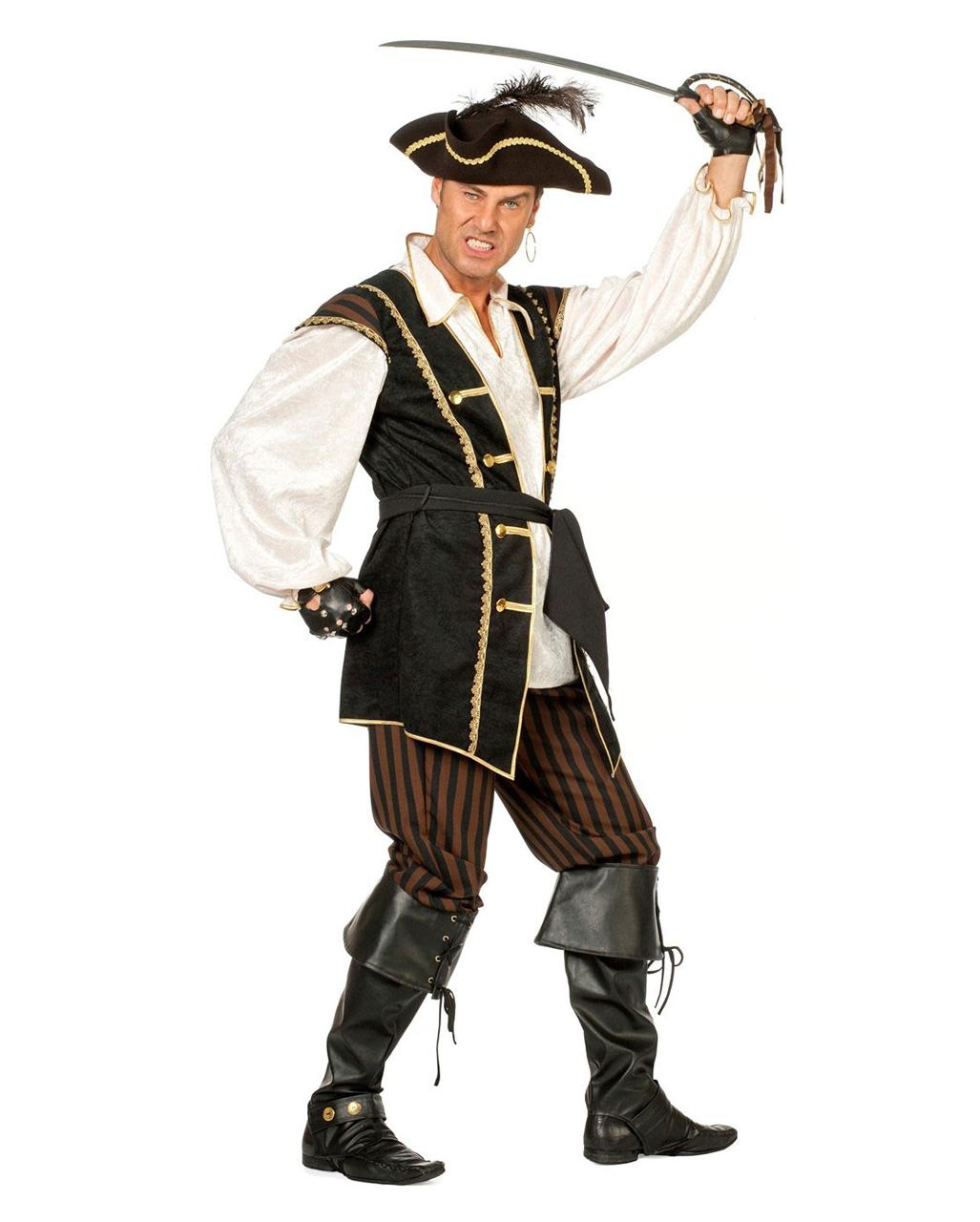 piraten commander herren kost m f r karneval kaufen. Black Bedroom Furniture Sets. Home Design Ideas