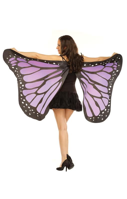 Deluxe Schmetterlingsflügel beidseitig bedruckt