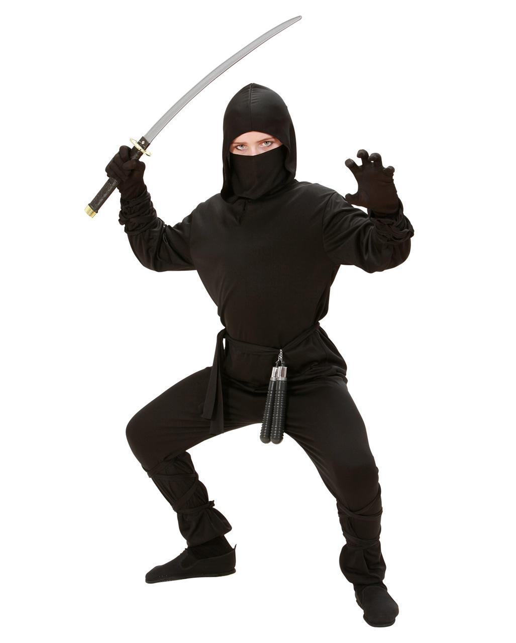 shadow ninja kids costume m asian warrior costume. Black Bedroom Furniture Sets. Home Design Ideas