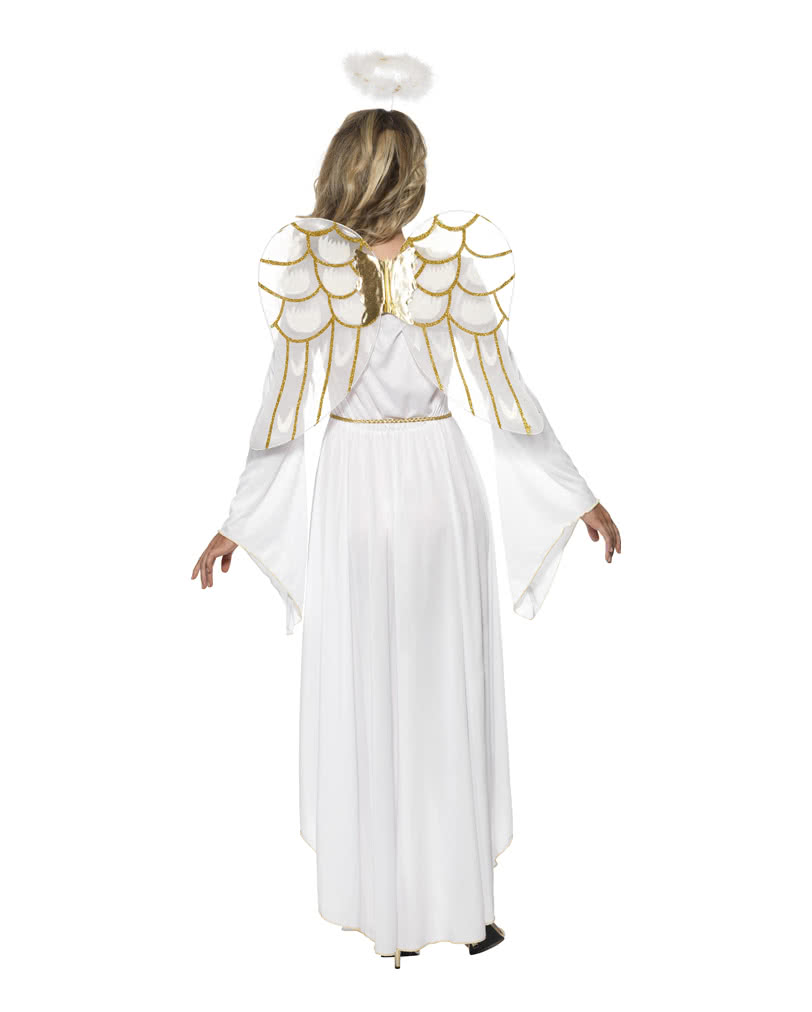 White Christmas angel costume for a successful Christmas ...