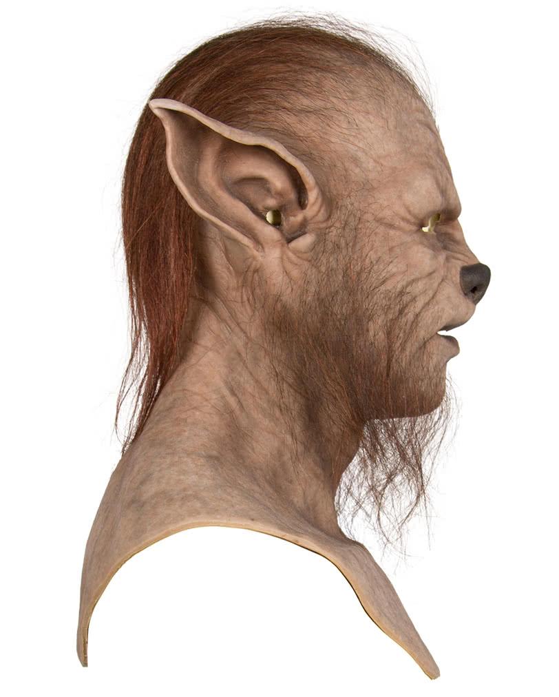 werwolf silikon maske realistische maske eines werwolfs horror. Black Bedroom Furniture Sets. Home Design Ideas