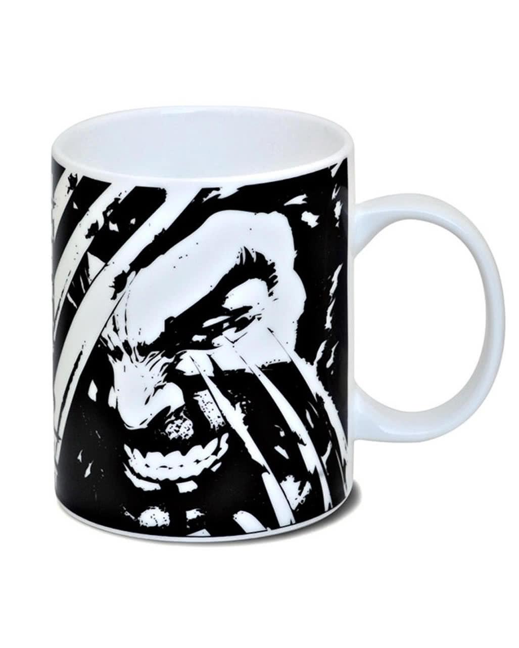 wolverine mug marvel horror. Black Bedroom Furniture Sets. Home Design Ideas