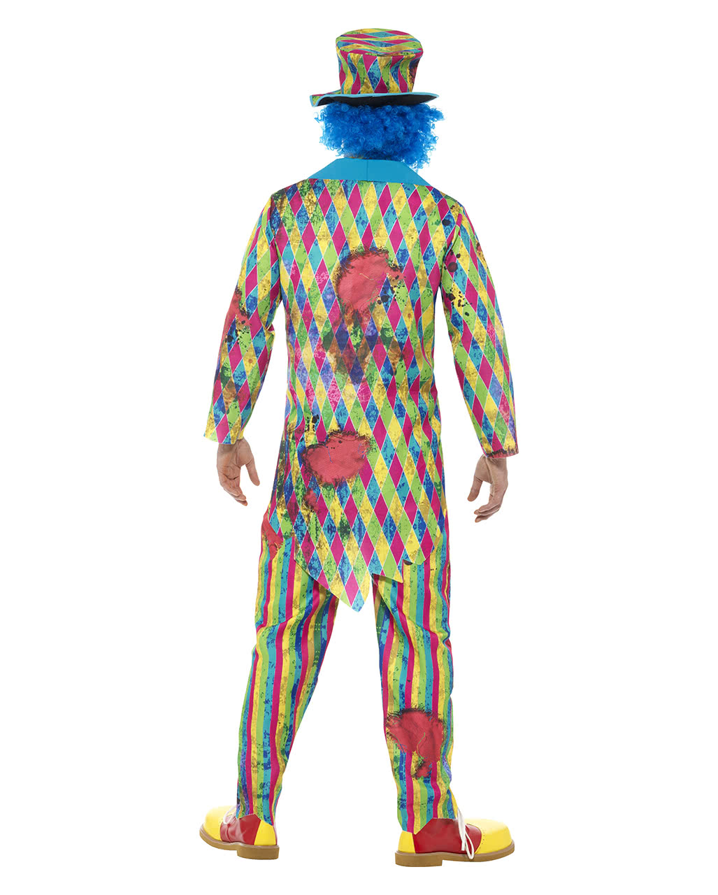 how to make a clown costume for a child